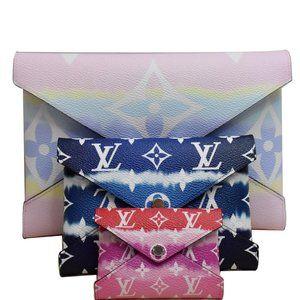 Louis Vuitton Pochette Summer Kirigami Clutch